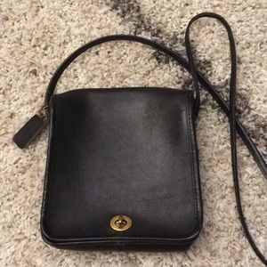 Vintage Coach Legacy Crossbody Bag